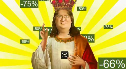 gabe - Oggi iniziano gli Steam Summer Sale